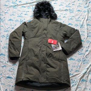 The North Face Womens Defdown Parka GTX Jacket